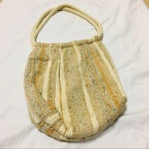 Handbags - Tones of Tan Boho Style Handbag